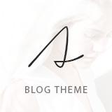 MyBlog - Portfolio WordPress Theme